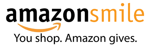 Logo for AmazonSmile donation program