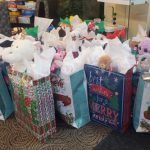 Gifts at 2020 Christmas Cheer Campaign