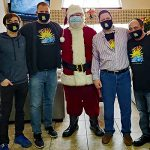Volunteers at 2020 Christmas Cheer Campaign